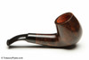 Chacom Reybert GE01 Walnut Smooth Tobacco Pipe Right Side