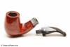 Peterson Sherlock Holmes Milverton Smooth Tobacco Pipe PLIP Apart