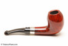 Peterson Sherlock Holmes Strand Smooth Tobacco Pipe PLIP Right Side