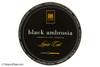 Mac Baren Black Ambrosia Pipe Tobacco 3.5 oz - Loose Cut Front