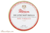 Peterson Navy Rolls Pipe Tobacco Tin Front