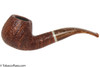 Savinelli Dolomiti 645 KS Tobacco Pipe - Rusticated