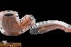 Rattray's Brownie 8 Tobacco Pipes - Sandblast Apart