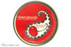 CAO Cherrybomb Pipe Tobacco Tin Front