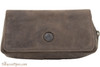 Rattray's Leather 1 Pipe Combo Pouch - Brown