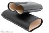 Martin Wess 590 Dante Robusto Case - Black