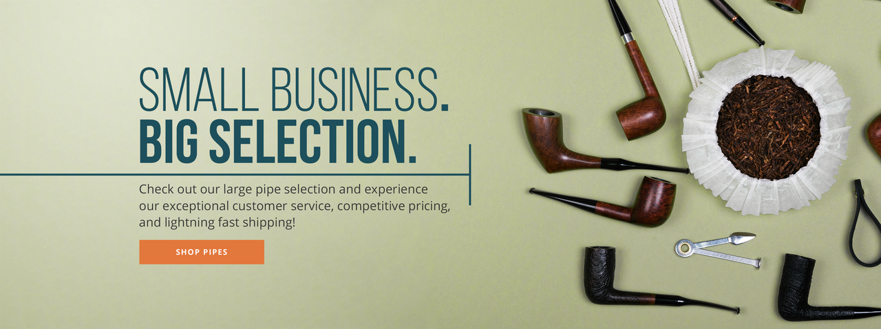 Tobacco Pipes and Smoking Pipes