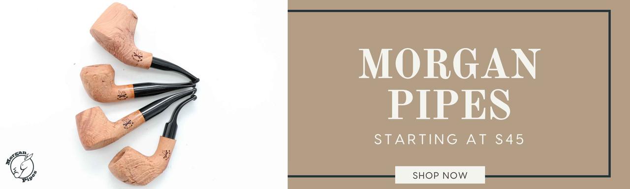Morgan Pipes - TobaccoPipes