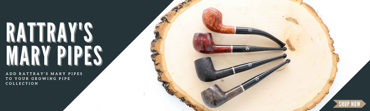 Rattray's Mary Pipes - TobaccoPipes