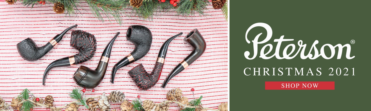 Peterson Christmas 2021 Pipes - Shop Now