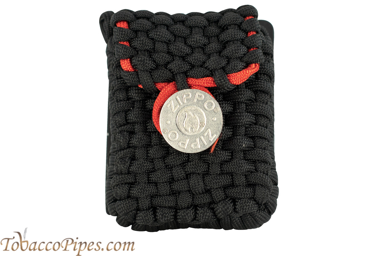 Zippo Paracord Lighter Pouch Tobaccopipes Com