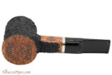 OMS Pipes Poker Tobacco Pipe - Silver Band Bottom
