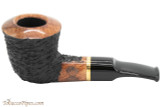 OMS Pipes Dublin Tobacco Pipe - Brass Band