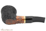 OMS Pipes Dublin Tobacco Pipe - Brass Band Bottom