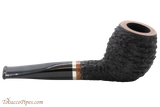OMS Pipes Devil Anse Tobacco Pipe - Silver Band Right Side