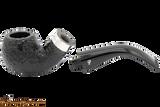 Peterson Cara 03 Sandblast Tobacco Pipe - Fishtail Apart