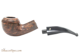 Peterson Aran 80S Bandless Tobacco Pipe Apart
