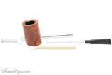 Tsuge E Star The System Light Tobacco Pipe Apart