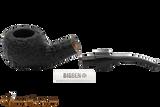 Tsuge E Star Nine 68 Sandblast Tobacco Pipe Apart