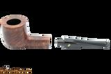 Peterson Aran 606 Bandless Tobacco Pipe Apart
