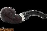 Peterson Sherlock Holmes Lestrade Sandblast Tobacco Pipe PLIP Bottom