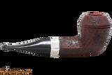 Peterson Sherlock Holmes Baker Street Sandblast Tobacco Pipe PLIP Right Side
