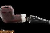 Peterson Sherlock Holmes Baker Street Sandblast Tobacco Pipe PLIP Apart
