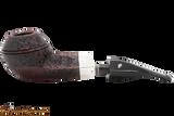 Peterson Sherlock Holmes Hudson Sandblast Tobacco Pipe PLIP Apart