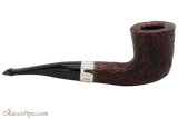Peterson Sherlock Holmes Mycroft Sandblast Tobacco Pipe PLIP Right Side
