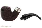 Peterson Sherlock Holmes Baskerville Sandblast Tobacco Pipe PLIP Apart