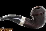 Peterson Sherlock Holmes Hansom Sandblast Tobacco Pipe PLIP Right Side