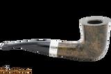 Peterson Sherlock Holmes Mycroft Dark Smooth Tobacco Pipe PLIP Right Side