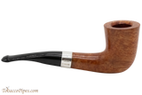 Peterson Sherlock Holmes Mycroft Natural Smooth Tobacco Pipe PLIP Right Side