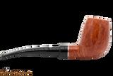 Mastro De Paja Dolce Vita Light 03 Tobacco Pipe - Smooth Billiard Right Side
