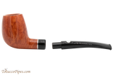 Mastro De Paja Dolce Vita Light 03 Tobacco Pipe - Smooth Billiard Apart