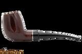 Mastro De Paja Dolce Vita Burgundy 03 Tobacco Pipe - Smooth Billiard