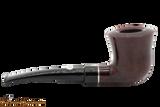 Mastro De Paja Dolce Vita Burgundy 02 Tobacco Pipe - Smooth Dublin Right Side