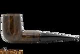 Mastro De Paja Anima Grey 02 Tobacco Pipe - Smooth Billiard