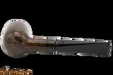 Mastro De Paja Anima Grey 02 Tobacco Pipe - Smooth Billiard Bottom