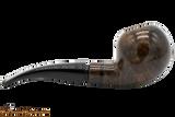 Mastro De Paja Anima Grey 03 Tobacco Pipe - Smooth Apple Right Side