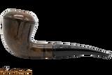 Mastro De Paja Anima Grey 04 Tobacco Pipe - Smooth Rhodesian