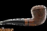 Mastro De Paja Anima 04 Tobacco Pipe - Sandblast Rhodesian Right Side