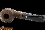 Mastro De Paja Anima 04 Tobacco Pipe - Sandblast Rhodesian Top