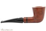 Mastro De Paja Anima Light 01 Tobacco Pipe - Smooth Dublin Right Side