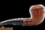 Mastro De Paja Anima Light 04 Tobacco Pipe - Smooth Rhodesian Right Side