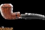 Mastro De Paja Anima Light 04 Tobacco Pipe - Smooth Rhodesian Apart