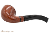 Mastro De Paja Anima Light 05 Tobacco Pipe - Smooth Rhodesian Bottom