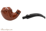 Mastro De Paja Anima Light 05 Tobacco Pipe - Smooth Rhodesian Apart