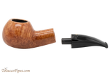 Savinelli Siena 320 Smooth Tobacco Pipe Apart