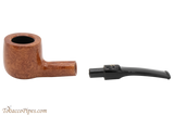 Savinelli Siena 121 Smooth Tobacco Pipe Apart